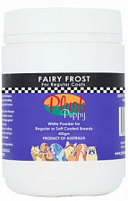 Fairy Frost Regular - белая пудра для всех типов шерсти